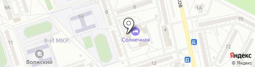 La Dolce Vita на карте Волжского