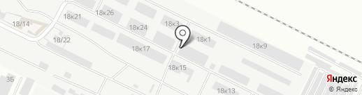 ОкнаПласт на карте Волжского