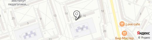 Волжспецэнерго на карте Волжского