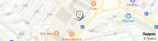 БалтБет на карте Волжского