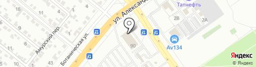 КарнизХолл на карте Волжского