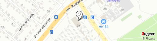 Zap34 на карте Волжского