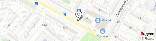 Aik на карте Волжского