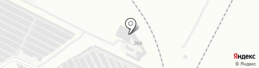 ПКФ Резинотех на карте Волжского