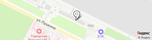 ARKtech на карте Волжского