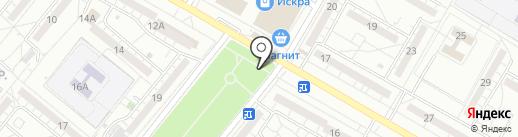 Экспресс-Деньги на карте Волжского
