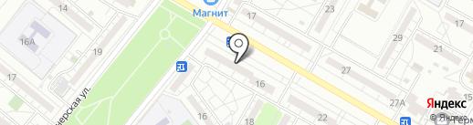Elly на карте Волжского