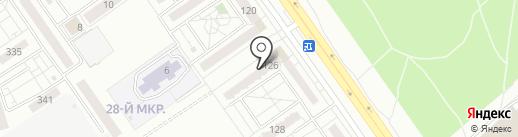 Флагман, ЗАО на карте Волжского
