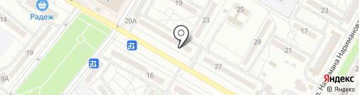 PLATON на карте Волжского