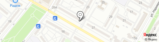 ЮПС на карте Волжского