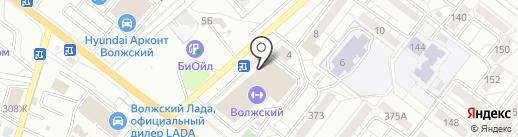 ATELIERO на карте Волжского