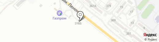 Аккум34.ру на карте Волжского