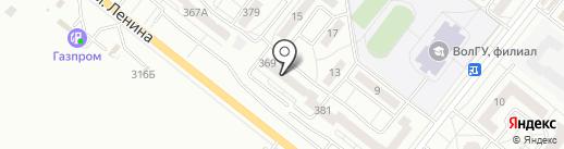 Флагман-Сервис на карте Волжского