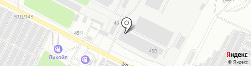 БригПром на карте Волжского