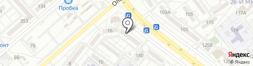 Универсал Строй на карте Волжского