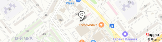 Sushi24Bar на карте Волжского