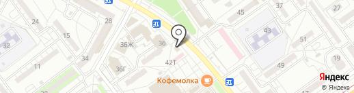 Дом свадьбы на карте Волжского