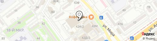 Студия мебели на заказ на карте Волжского