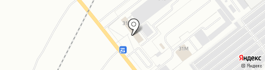 Комплект-Новация на карте Волжского