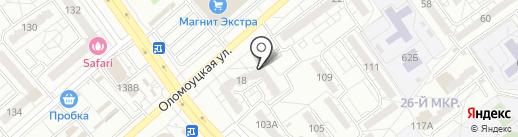 Sculpt на карте Волжского