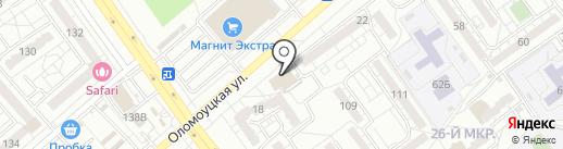 Сейвтайм на карте Волжского