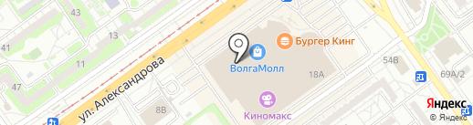 Zifa на карте Волжского