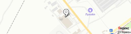 СтройСельхозАвто на карте Волжского