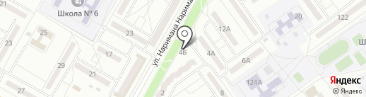Ермолино на карте Волжского