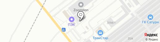 Стройсоюз на карте Волжского
