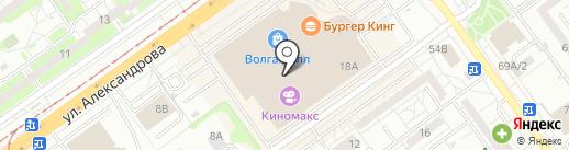 Belwest на карте Волжского