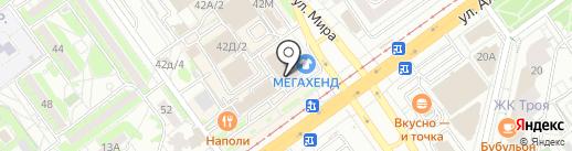 Lady`s style на карте Волжского