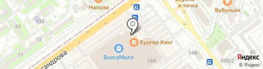 oodji на карте Волжского