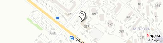 Riva на карте Волжского