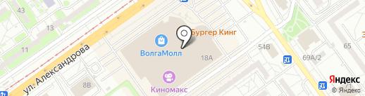 ВАУфелька на карте Волжского