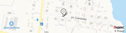 Магазинчик на карте Богословки