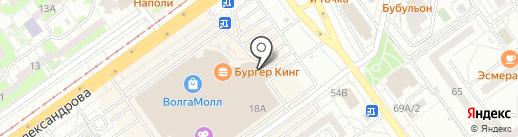 Курсы ЕГЭ от Михаила Сергеевича на карте Волжского