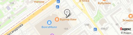АС-ИНЖИНИРИНГ на карте Волжского