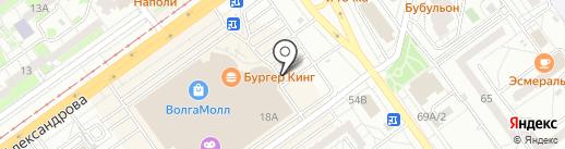 ВИПОЙЛ-ГИПЕРЦЕНТР на карте Волжского