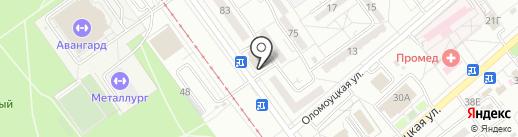 Автореальность на карте Волжского