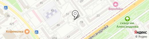 Натотранс на карте Волжского