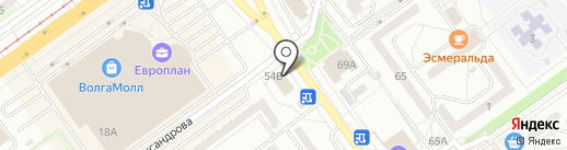 Like Apple на карте Волжского