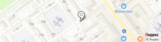 Вкусняшка из Дубовки на карте Волжского