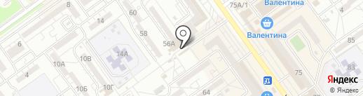 Мини-ателье по ремонту и пошиву одежды на карте Волжского