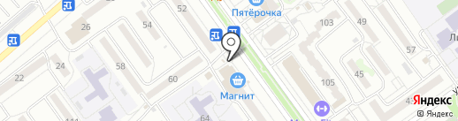 Лакомка на карте Волжского
