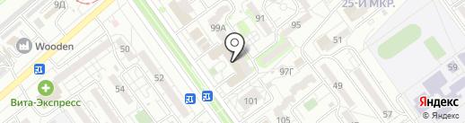 Petlia.ru на карте Волжского