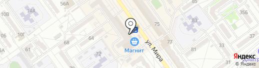 ПК сервис на карте Волжского