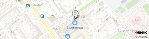 Еда Вам на карте Волжского