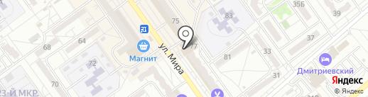 Ателье-мастерская на карте Волжского