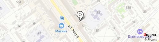 ЭлектроРадио товары на карте Волжского
