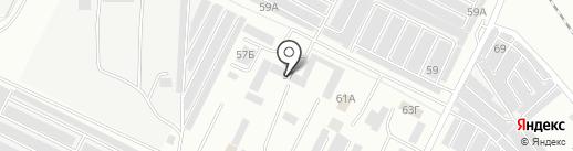 Студия дизайна мебели на карте Волжского